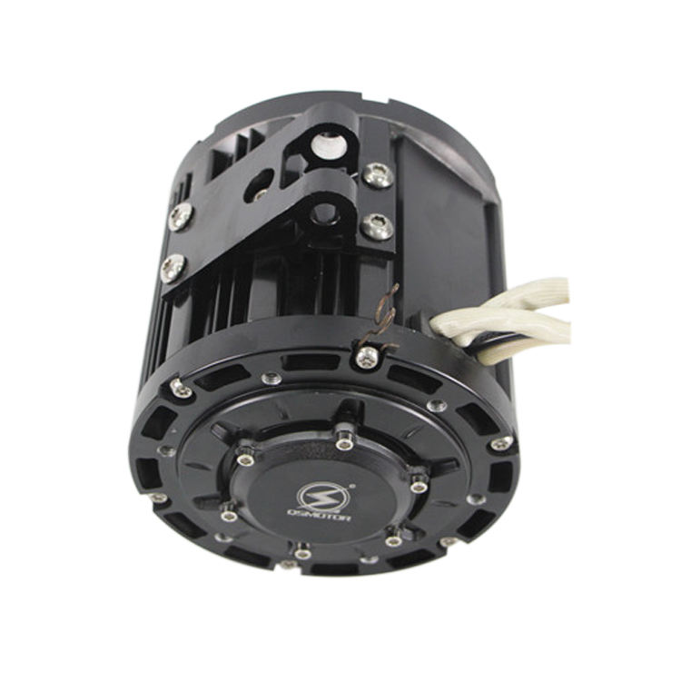 QS Motor 3000W 138 70H Mid Drive Motor for Electric Motorcycle