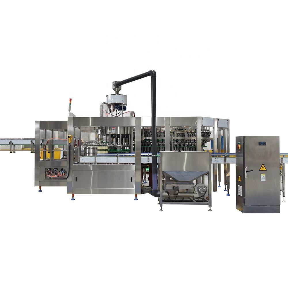 Complete Fruit Juice Production Line / Juice filling machine