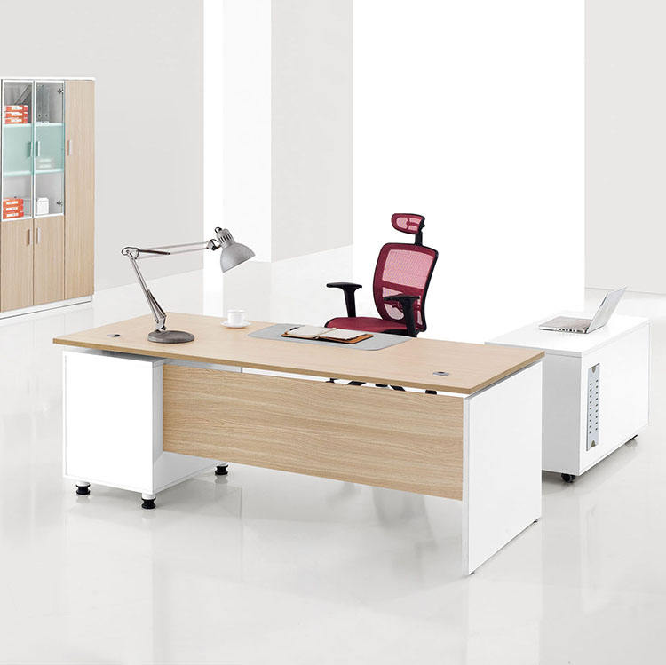Modern Office Luxury Office Furniture Executive L Shaped Office Desk