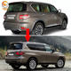 For 2020 Nissan Patrol Y62 SUV Upgrade Auto Body Kit Car Bumpers
