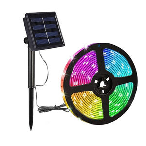 Outdoor Camping Solar power Tent Led Strip Light Camping Solar Led Strip Light Waterproof Outdoor Tent Light