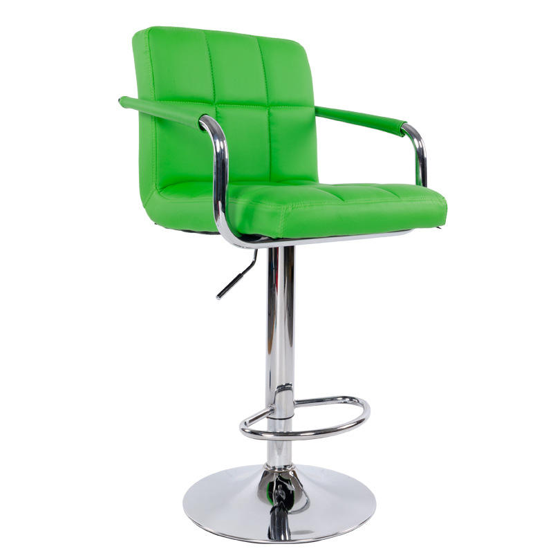 Modern design swivel bar stools chair bar chair dimensions with chromed base gas lift