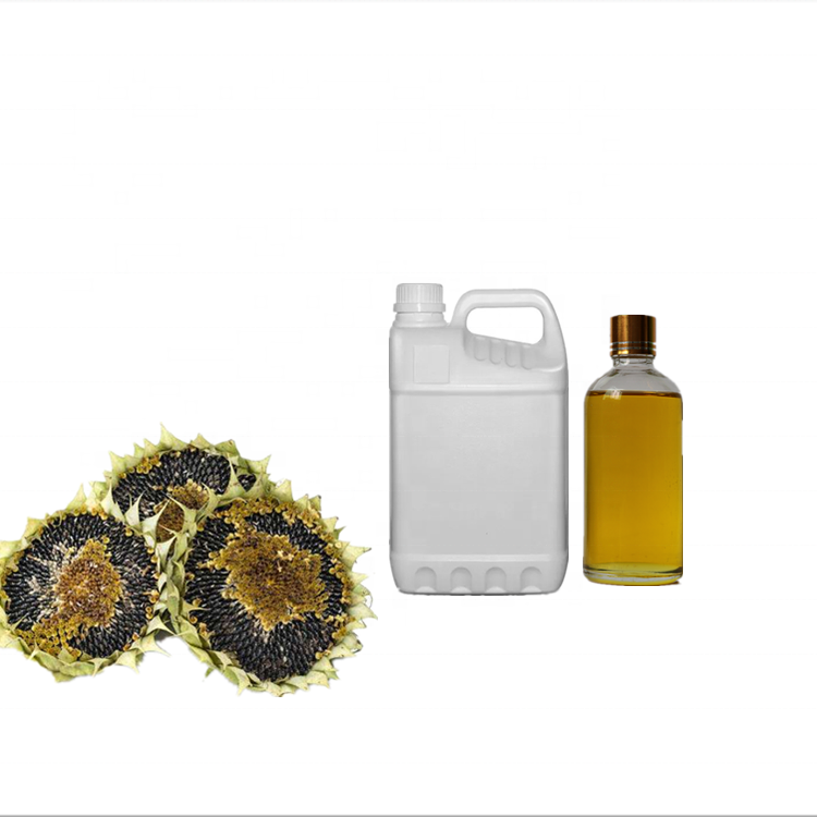 Pure natual Sunflower seed oil in bulk for cooking oil and vegetable oil