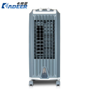 New style removeable portable air conditioning with 2 ice-crystal boxes