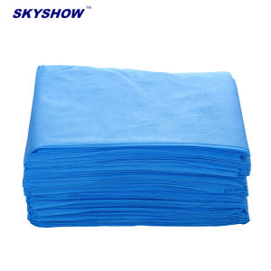 Surgical Waterproof Medical Hospital Bedding Sheet Disposable Bed Sheet