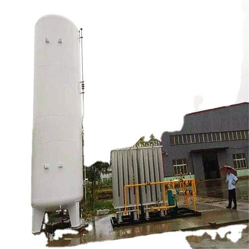 Cryochains capacity 1m3 to 200m3 cryogenic liquid Hydrogen storage tank for sale