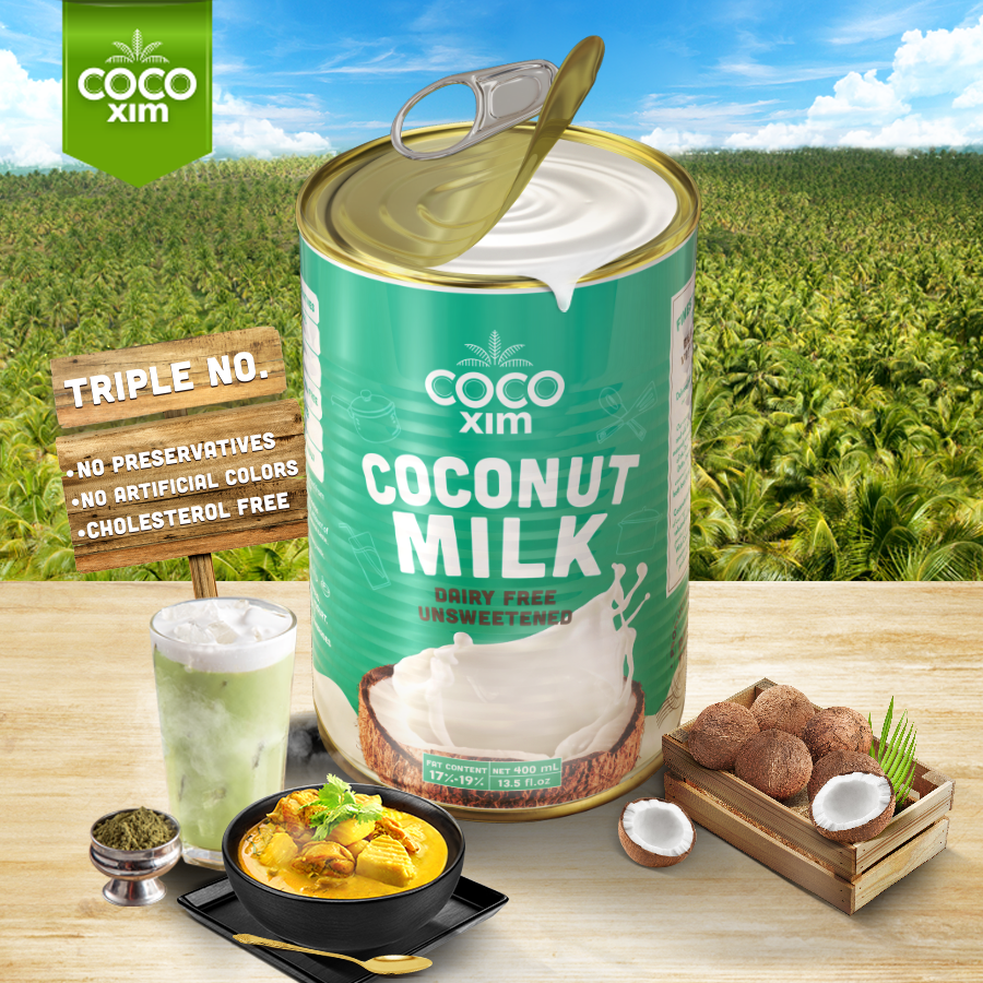 VIETNAM COCONUT MILK FOR COOKING