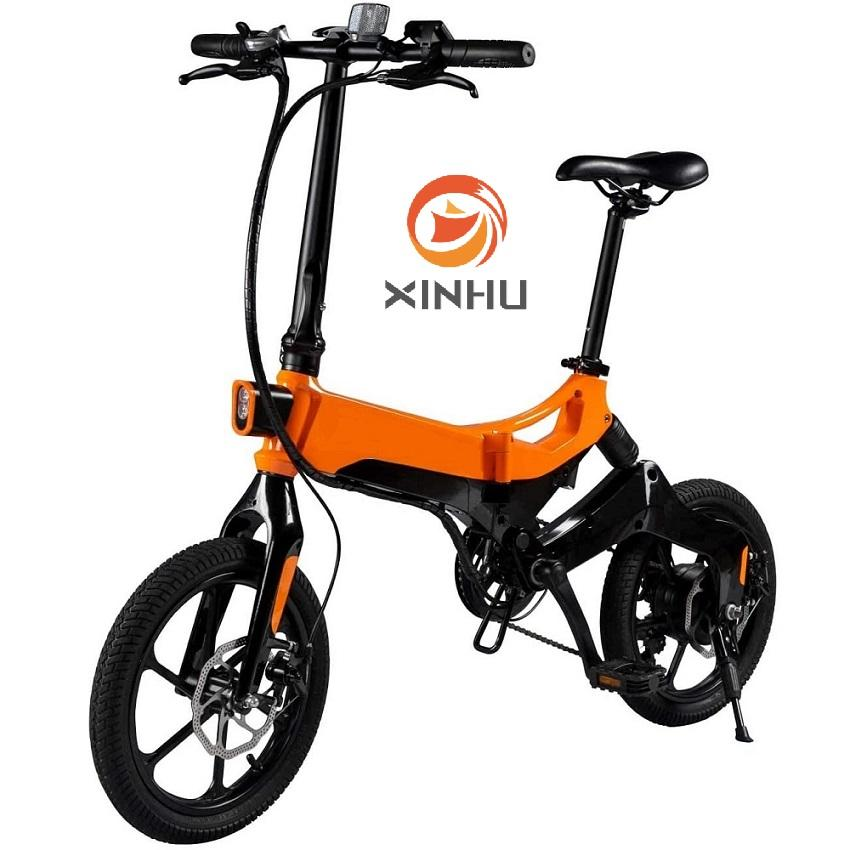 XINHU mini moped e-bike en15194 hybrid retro e-bikes compact electric bike bicycle frame e-bike Sell in australia trek 36v 350