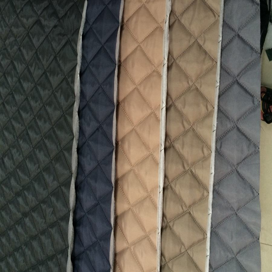 quilting thermal fabric/polyester quilt fabric