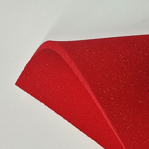 Customrised PU foam Good ventilation breathable polyurethane ortholite foam closed cell sheet for shoes insoles material