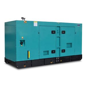 100kw diesel generating with FARADAY alternator powered by cummins engine 6BTA5.9-G2 120kva price