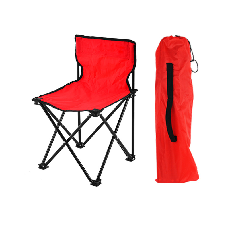 Advertising giveaway LOGO custom picnic barbecue portable Camping Chair fishing chair outdoor folding beach chair