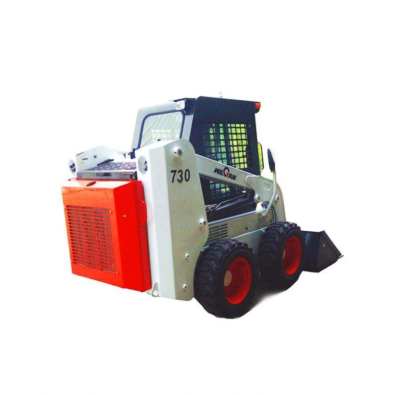 Construction Machinery Yf380 Mini Skid Steer Loader Price