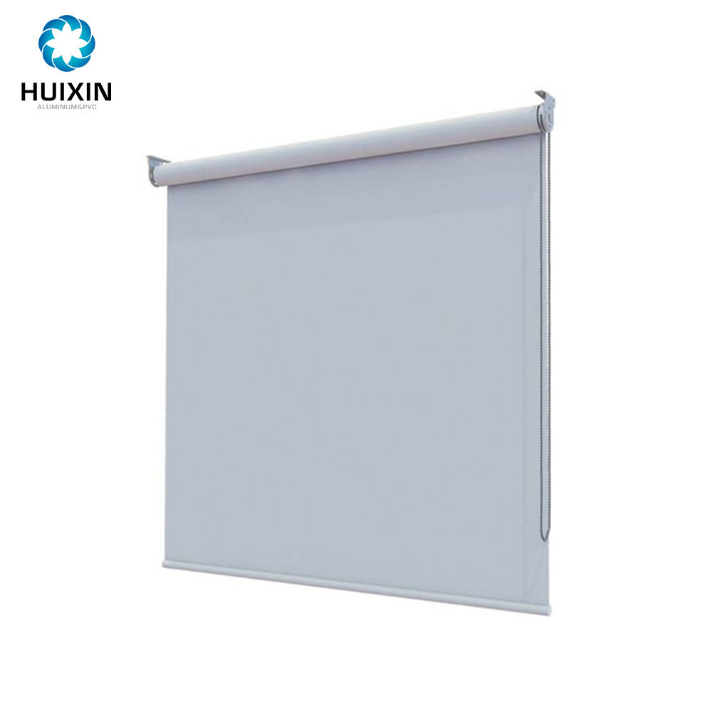 6063-T5 Mill Surface Treatment Aluminium Roller Blind Headrail