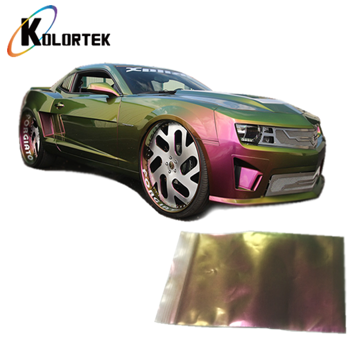 Auto Paints Powder Candy Pearls Chameleon Pigments for Car Paint