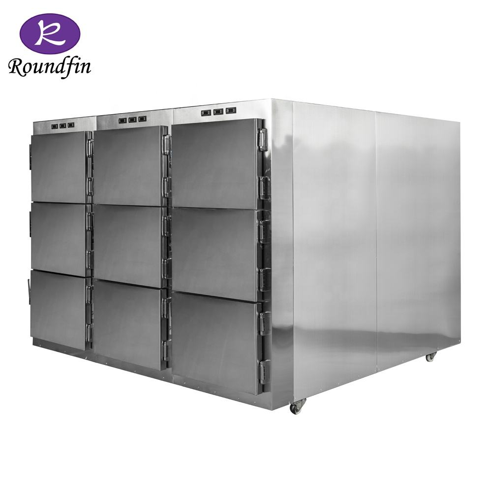 Morgue freezer mortuary body refrigerate mortuary storage mortuary body refrigerators