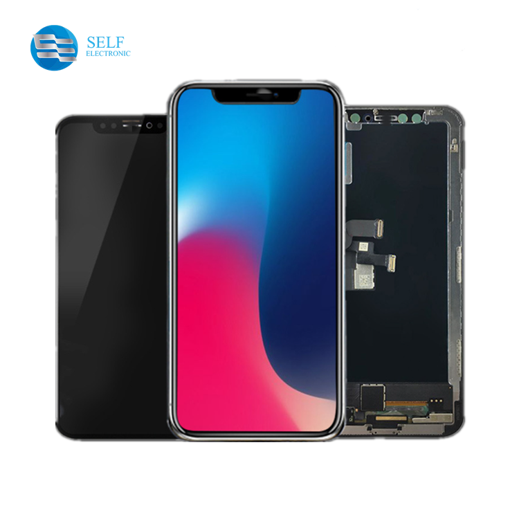 Mobile phone lcdsfor iphone x replacement lcd screen and digitizer