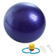 Eco Friendly PVC Customized Gym Home Soft Yoga Pilates Fitness Birthing Bouncing Ball for Pregnancy & Labor