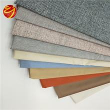High Quality Fireproof Textile Material 3 Pass Dubai Blackout Curtain Satin Fabric 100% Polyester