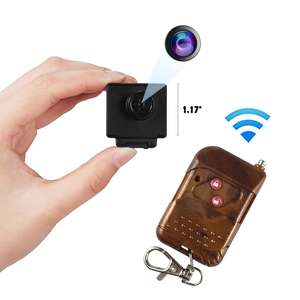 Shirt dress button hidden camera Wireless Color Mini spy Camera 2.4GHz Wireless Buttons Camera