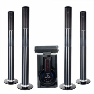 Vofull Hot Selling Surround Sound 5.1 Home Theatre System Speaker