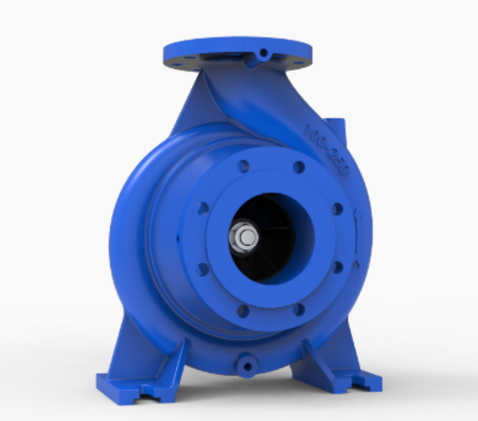 End Suction Type Centrifugal Pump