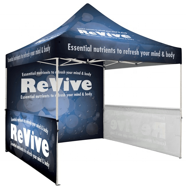 Cheap custom tent printed portable ez pop up canopy tent gazebo for events