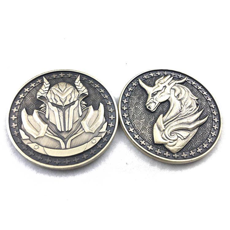 Antiguo de <span class=keywords><strong>bronce</strong></span> de Metal en relieve en la colección de arte regalo moneda <span class=keywords><strong>conmemorativa</strong></span>