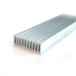 Portable aluminum die casting extrusion led light heat sink framing components with price