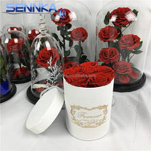 Chinese Supplier Directly Sale Superior Preserved Rose For Making Gift Box