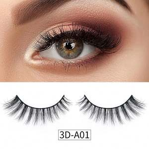 Factory direct sales mink strip eyelashes vendor With Popular Fashion