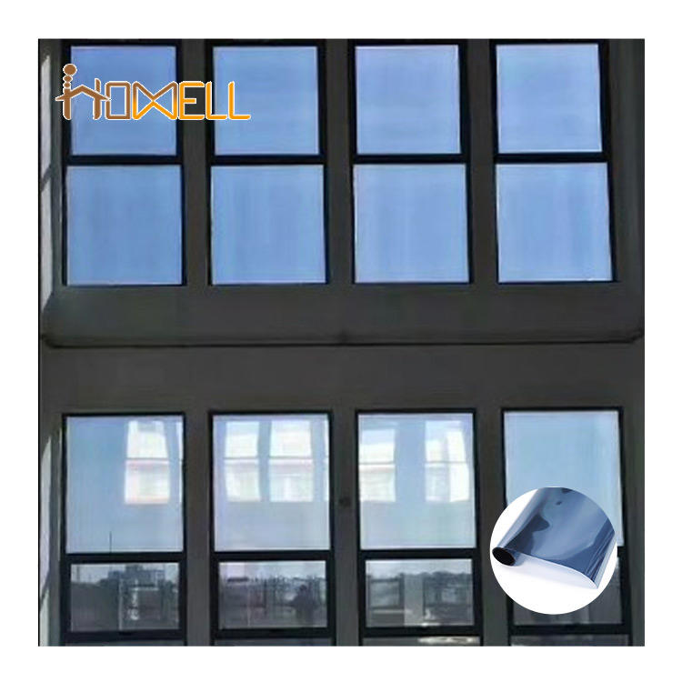 wholesale price reflective mirror window film for building glass