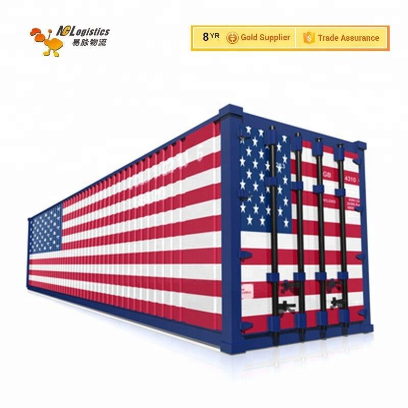 shipping agent usa customs broker freight forwarding china to usa