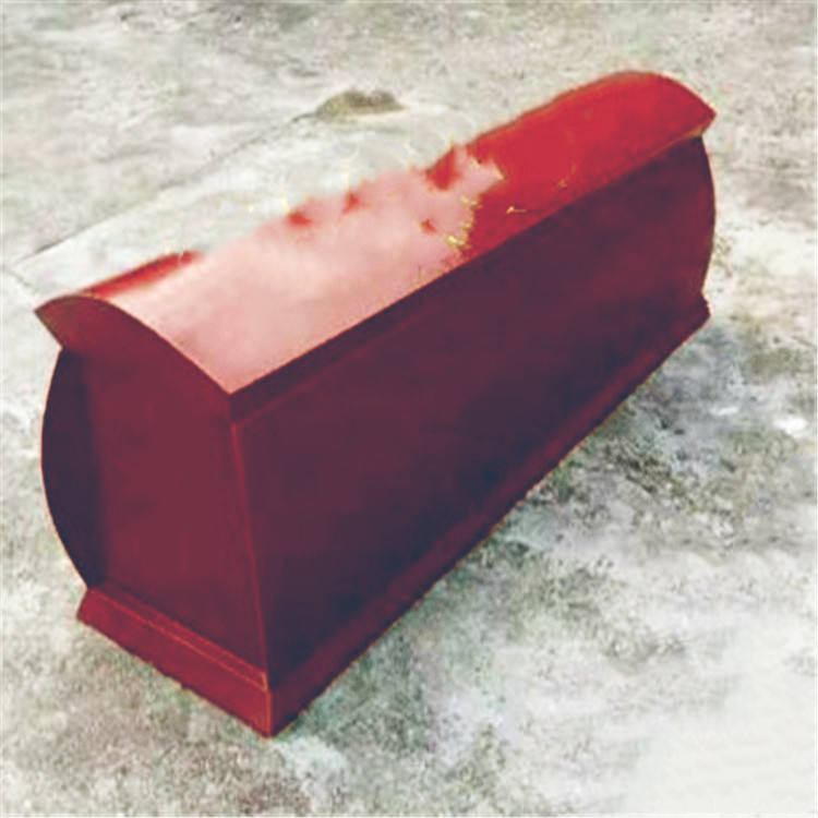 2019 cheapest glass coffin
