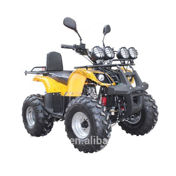 China supplier chain drive gas four stroke cheap four wheelers kids ATV for sale uk