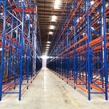Q235 Steel Rack Warehouse Racking Systems
