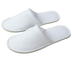 Disposable Spa Hotel Slippers, Bulk Guest Slippers Size 11 W