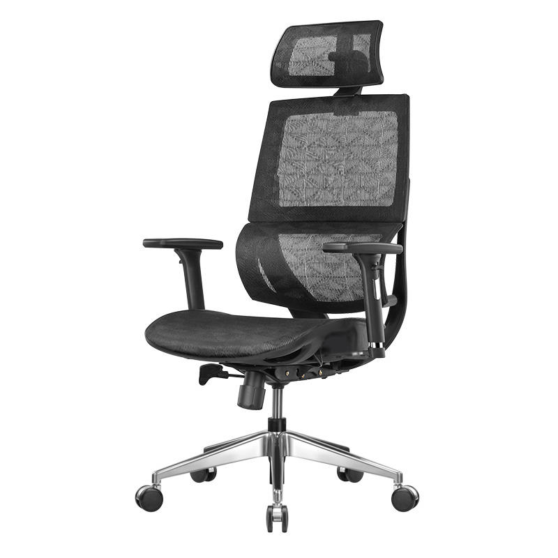 Ergoup Ergonomic Office PU+PVC+Mesh Executive Armrest Computer Chair Gamer Boutique Chairs