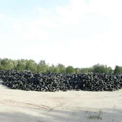 SCRAP TIRES WASTE TYRES EUROPE WE PAY BUYER 20EUR/1ton SURCHARGE
