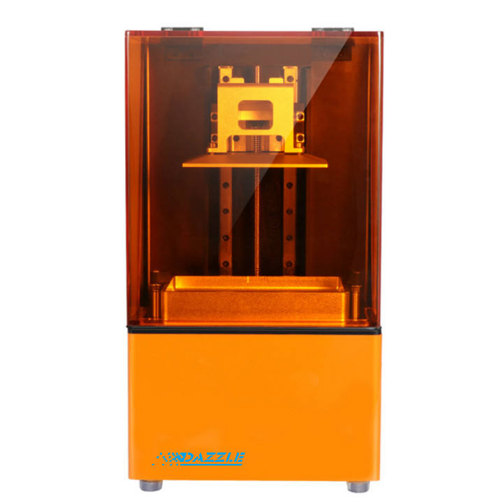 UV 3D printer DAZZLE Laser digital Dental LCD/DLP 3D printer