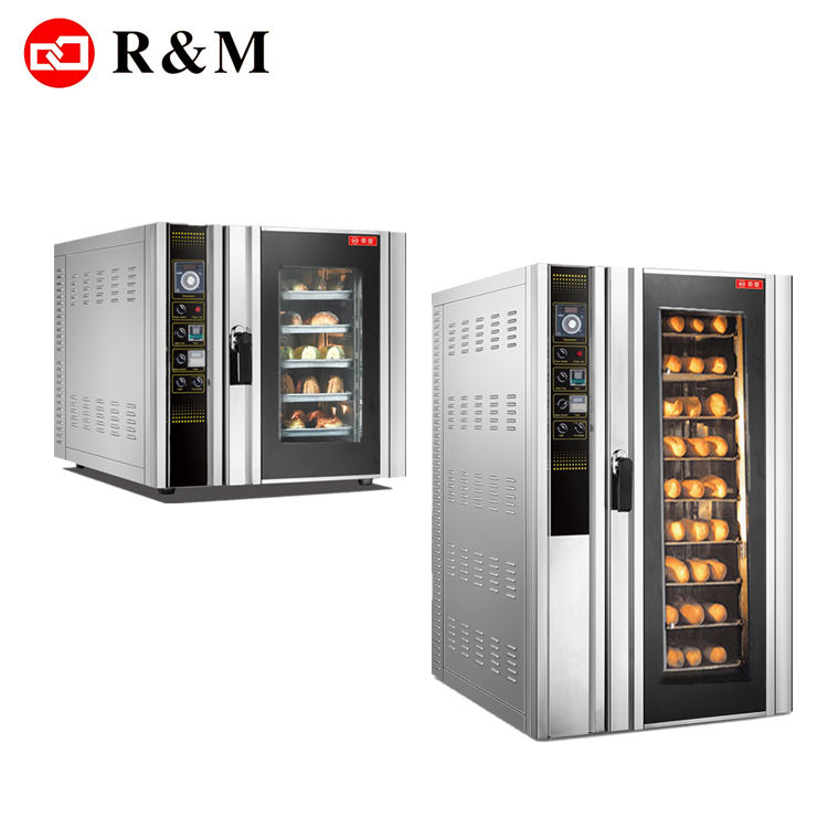 Cake baking machines true hot air convection oven 10 / 14 x trays 16trays,japan convection oven roaster