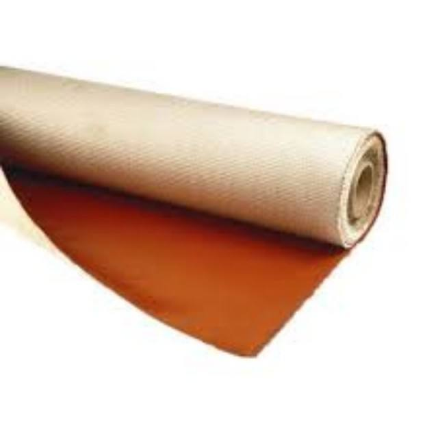 High Durability Insulation Fireproof Non-stick Silicone Coated Fabric Cloth 0.25MM 0.30MM