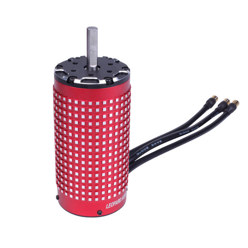 58113 Leopard Hobby LBP58113 V2 4-Pole sensorless brushless inrunner 1050KV 700KV 530KV motor for large scale RC 1/5 cars