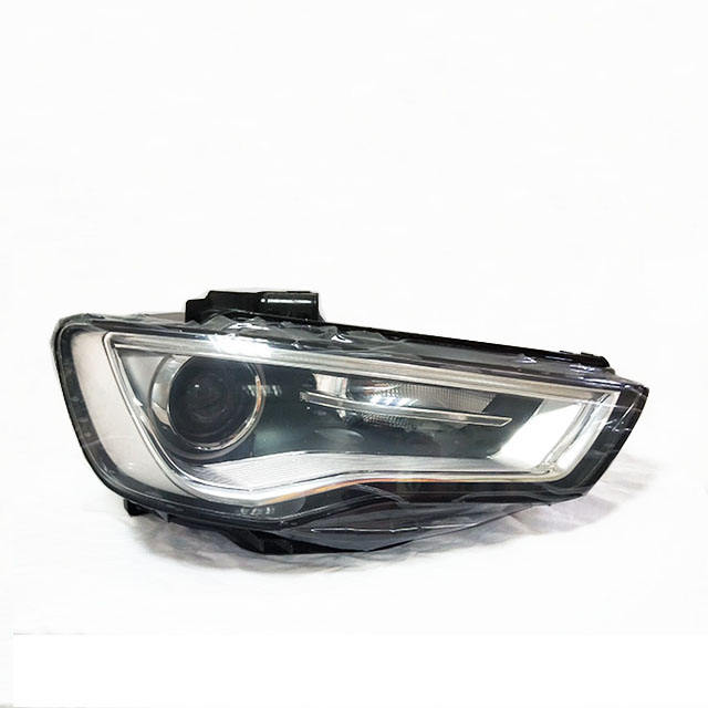 Xenon hid headlights scratch proof head lamp / light for Audi A3 2013-2106 8V0941043 / 8V0941044