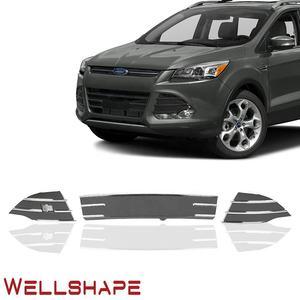 Para Ford Kuga 2013-2016 nuevo Parachoques Delantero Parrilla Inferior Centro con Foglight Parrillas