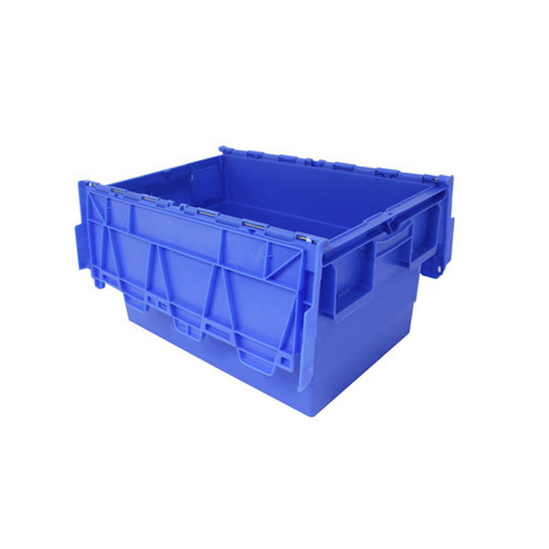 Plastic box/turnover crate/storage crate with lid