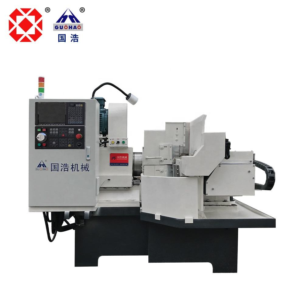 GH-3Z450 3-axis CNC Knife Surface Grinding Machine / CNC Single-side Grinder