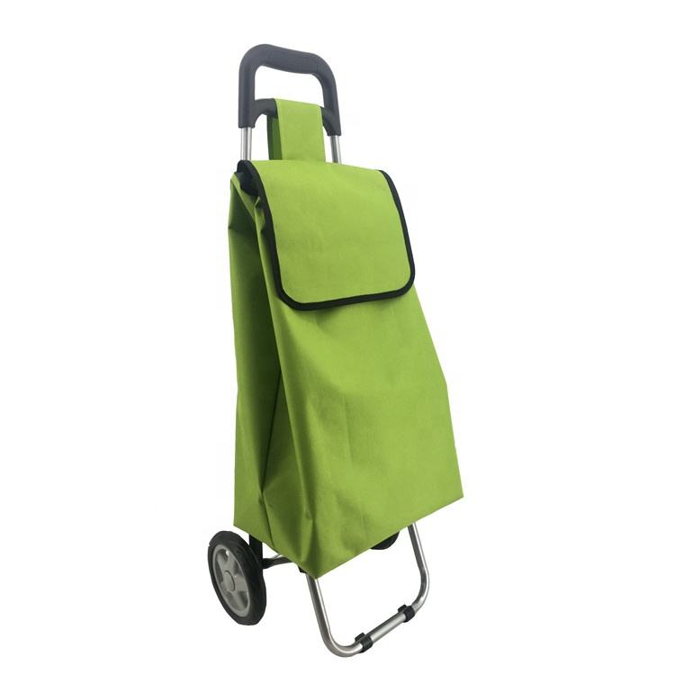 Portable Folding Foldable Hand trolley / LightWeight small Shopping cart
