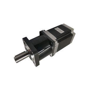 Stepper Motor Gear Reducer Powerful With Nema 23 Worm Gearbox Micro Slow Speed Geared And Assembly For Mask Machine