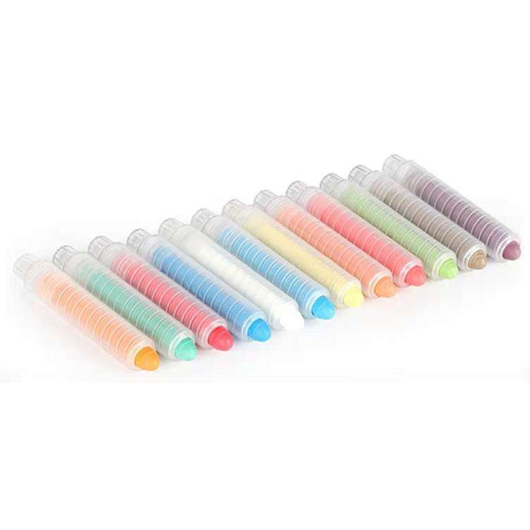 Fabric Pigment Luxury Watercolor Pencils Cheap Wax Crayons